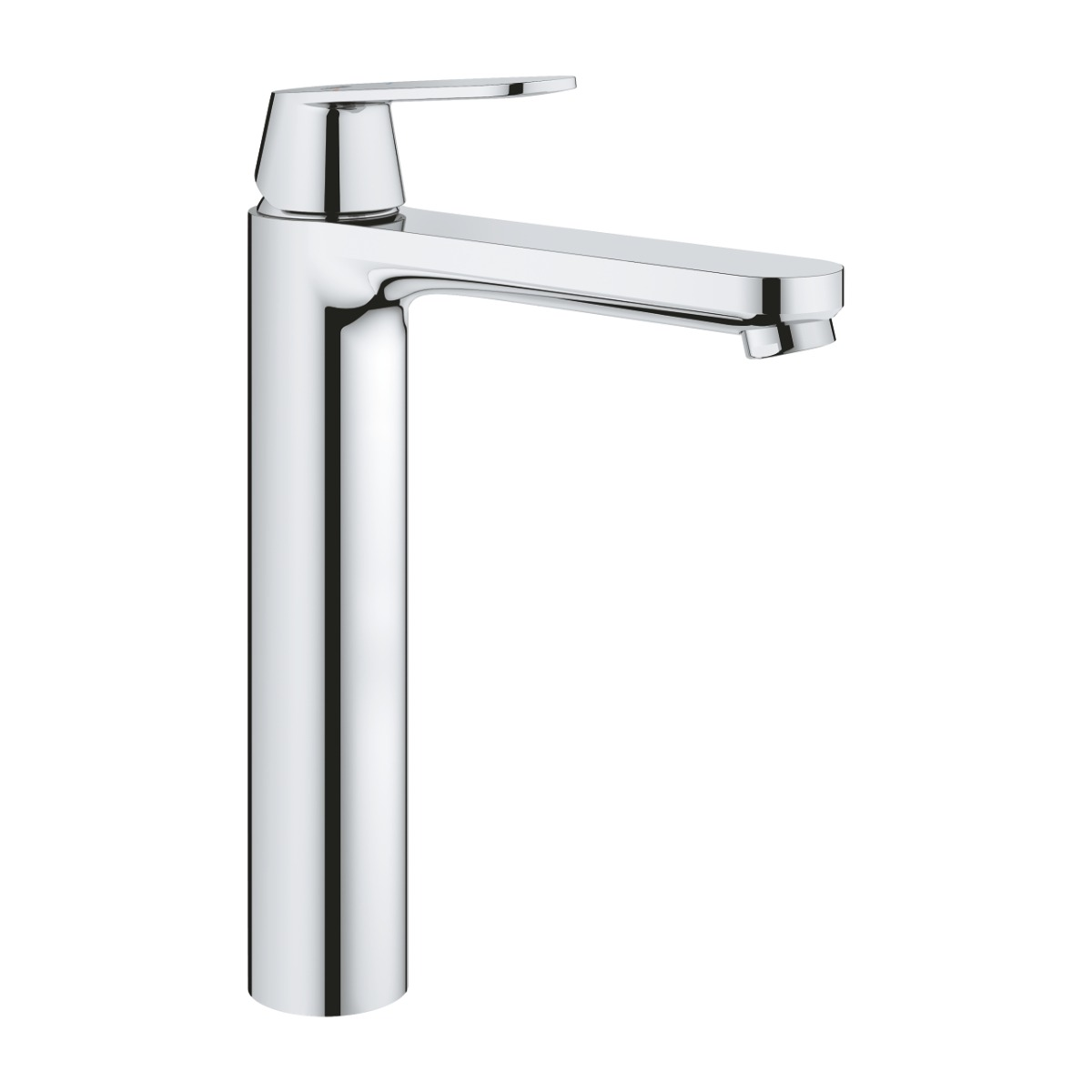 Baterie lavoar Grohe Eurosmart Cosmo, marimea XL, Crom, furtune flexibile-23921000 imagine