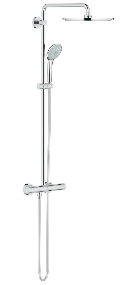 Coloana dus Grohe Euphoria System 310-26075000 imagine 2021 baterii-lux.ro