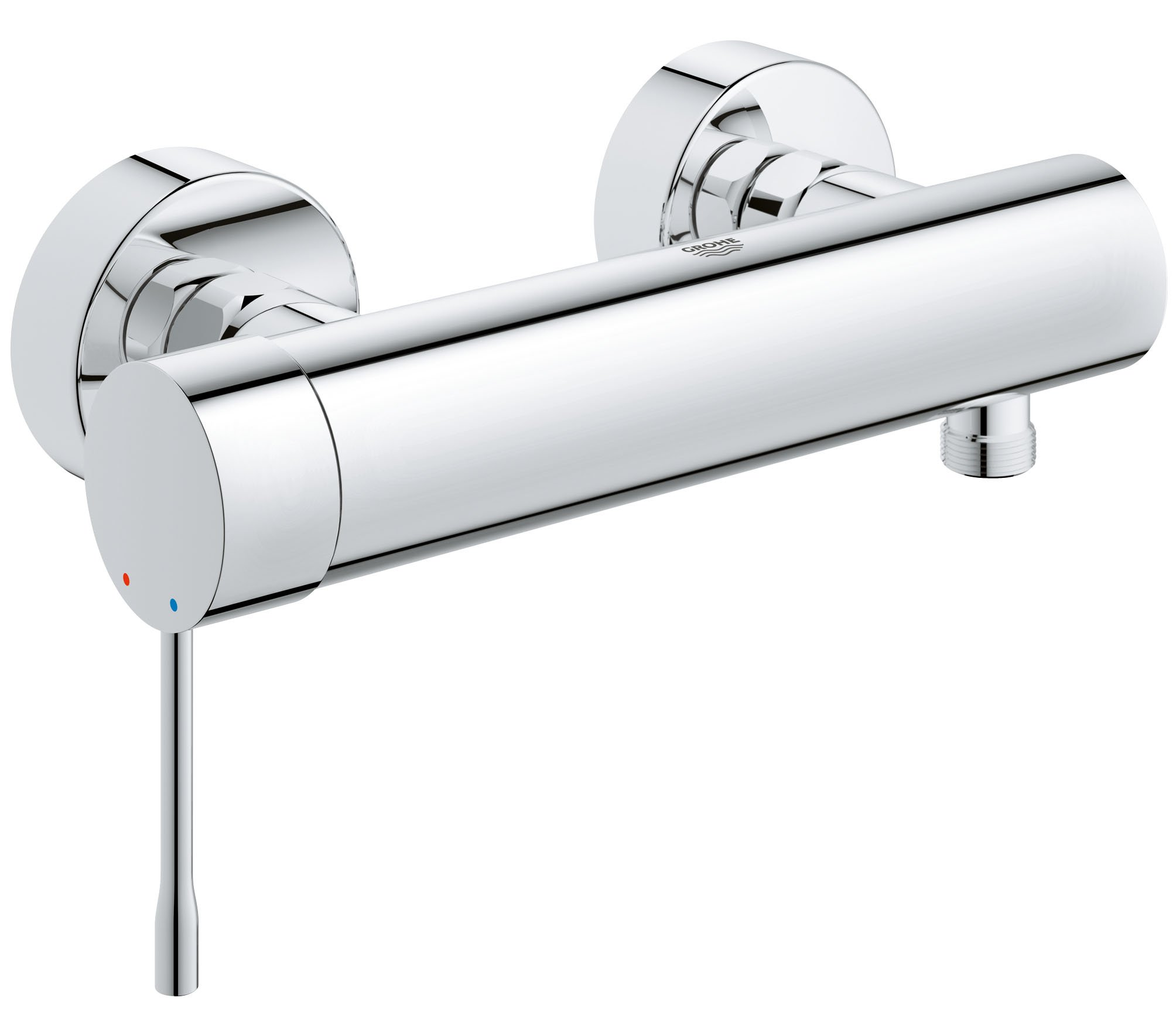 Baterie de dus Grohe Essence New-33636001 imagine 2021 baterii-lux.ro