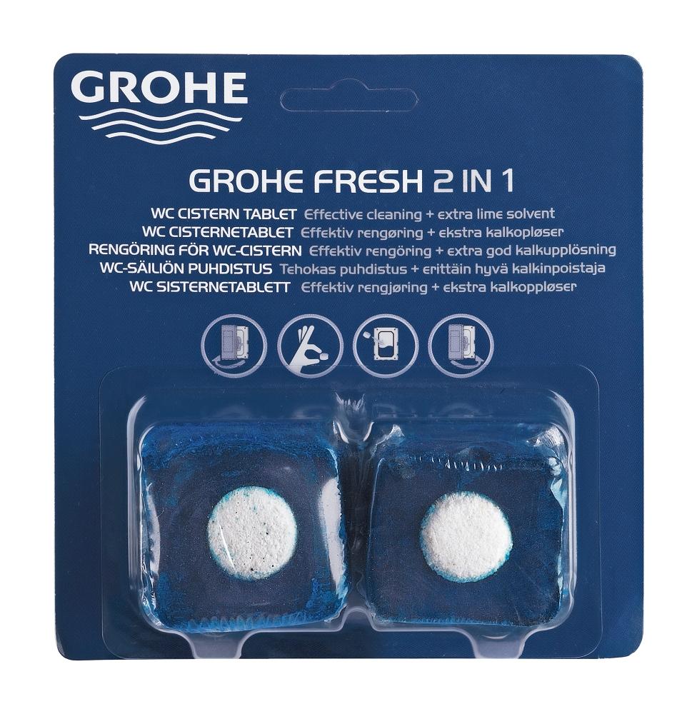 Pastile ,tablete pentru vase Wc Grohe-38882000 imagine