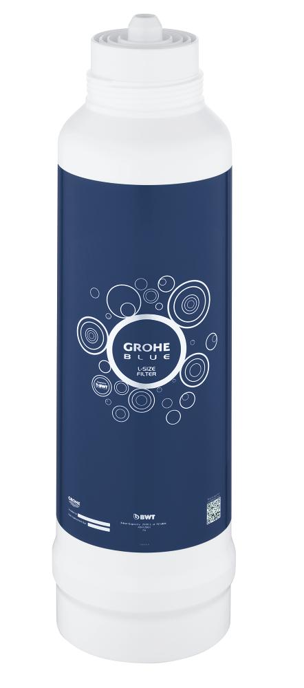 Filtru apa Grohe Blue,capacitate L-40412001 imagine 2021 baterii-lux.ro