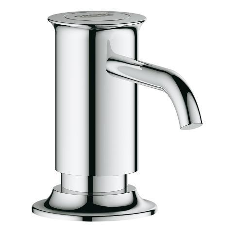 Dispenser sapun pentru bucatarie Grohe Authentic-40537000 imagine