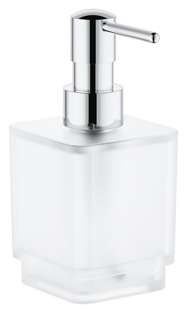 Rezervor săpun Grohe Selection Cube,fara suport-40805000 imagine