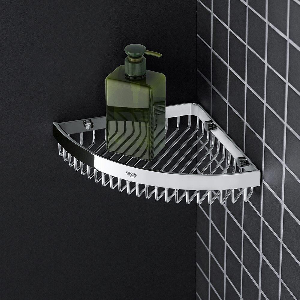 Raft de colț Grohe Selection Cube-40809000 imagine 2021 baterii-lux.ro