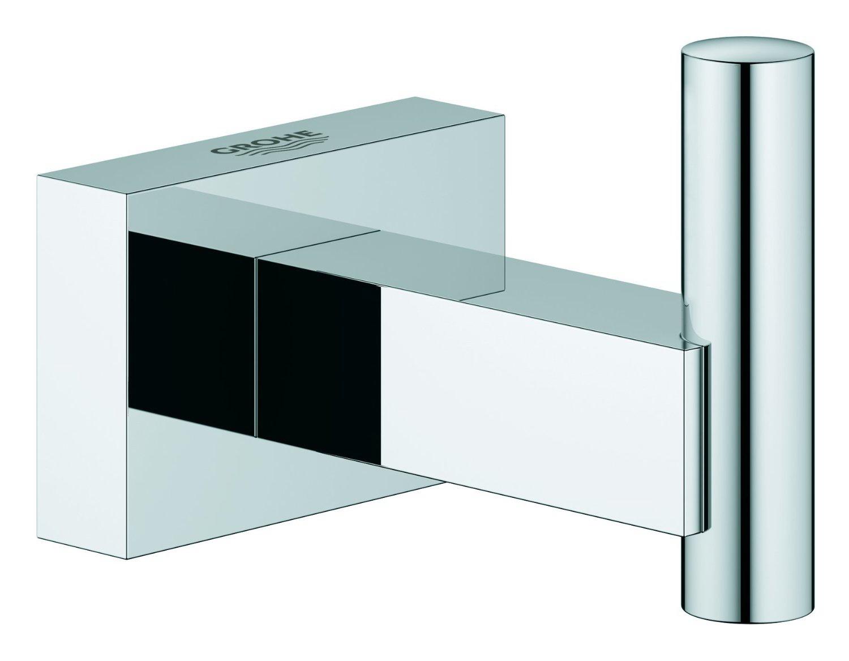 Agatatoare prosop Grohe Essentials Cube, crom-40511001 imagine