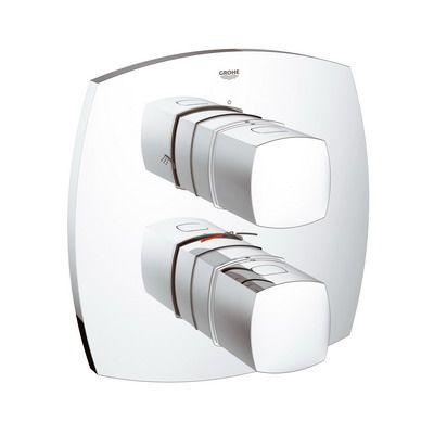 Baterie dus termostat Grohe ,diverter integrat 2 iesiri cod-19937000