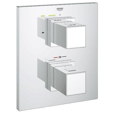 Baterie baie termostat cada/dus Grohtherm Cube-19958000