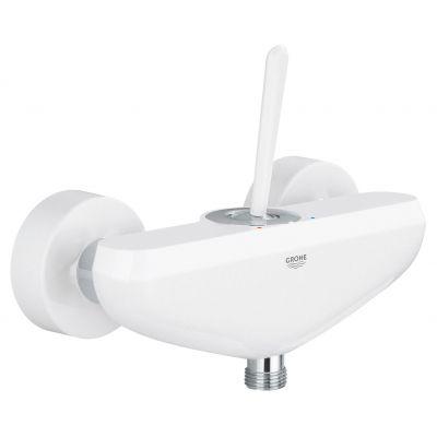 "Baterie duş monocomandă 1/2"" Eurodisc Joy-Finisaj Moon White-23430LS0"
