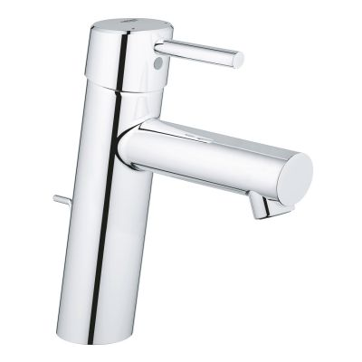 Baterie lavoar inaltime medie Grohe Concetto New,crom,furtune flexibile-23450001