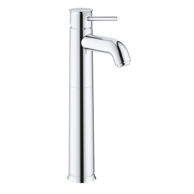 Baterie lavoar Grohe Start Classic XL, montare blat, crom,furtune flexibile-23784000