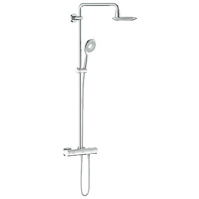 Sistem dus cu montare in perete Grohe Rainshower Icon-27435000