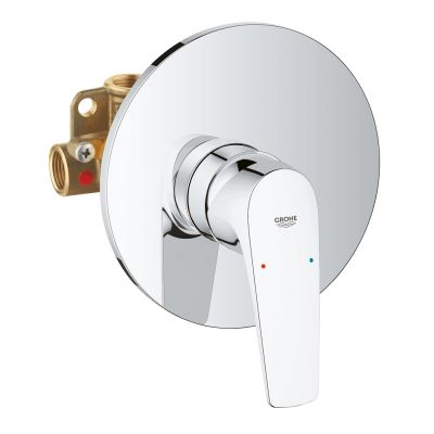 Baterie baie duş Grohe BauFlow