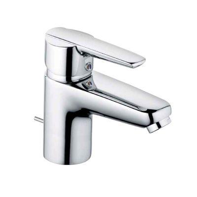 Baterie baie pentru lavoar Kludi Active monocomanda, ventil inclus, crom - 383840561