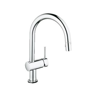 Baterie bucatarie cu actionare la atingere Grohe Minta Touch-31358000