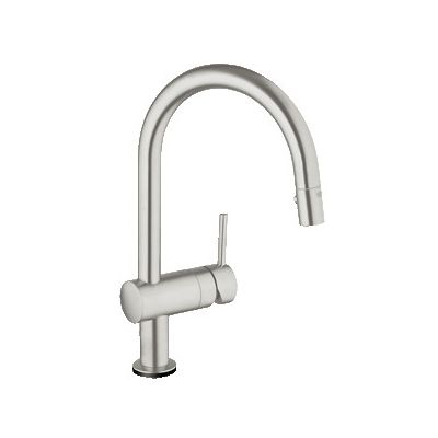 Baterie bucatarie cu actionare la atingere Grohe Minta Touch-31358DC0