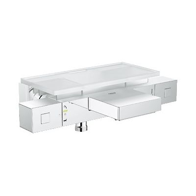 Baterie cada termostatata Grohtherm Cube cu suport-34502000