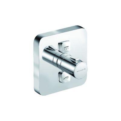 Baterie cada  Kludi Push termostatata, montaj incastrat, fara corp ingropat - 388110538