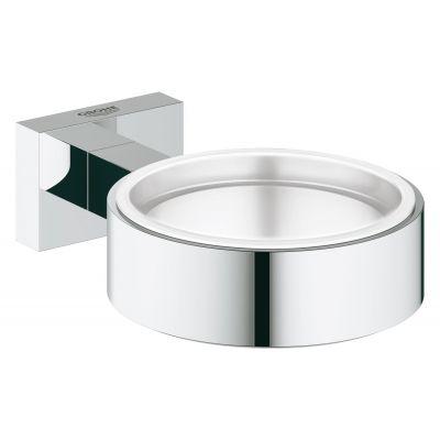 Suport pahar/savoneira Grohe Essentials Cube-40508001-Magazin accesorii sanitare baterii-lux.ro