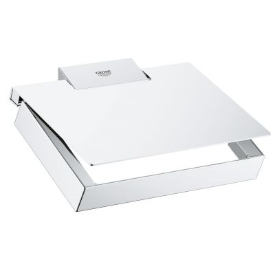 Suport hârtie igienică Grohe Selection Cube