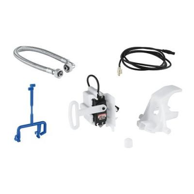 Kit instalare Grohe Sensia-46944000-Baterii-Lux.ro
