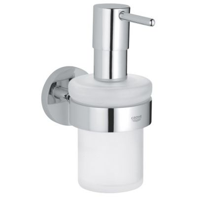 Dispenser sapun lichid cu suport inclus Grohe Essentials(40394001,40369001)