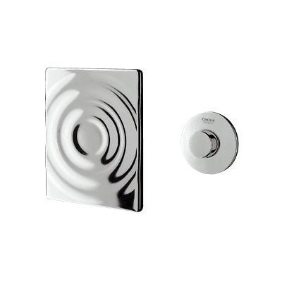 Actionare pneumatica wc la distanta cu placuta Grohe-37059000