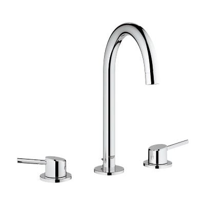 Baterie lavoar Concetto New Grohe montare 3 gauri-20216001