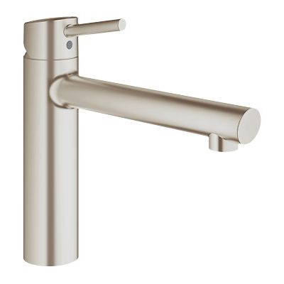 Baterie bucatarie otel Grohe Concetto-31128DC1