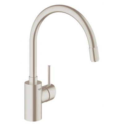 Baterie bucatarie otel Grohe Concetto-32663DC1