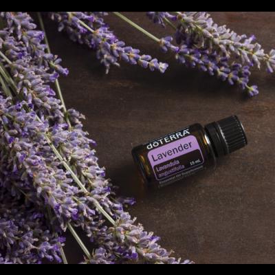 Ulei esential lavanda doTERRA Lavender-30110805 aromoterapie Baterii-Lux.ro