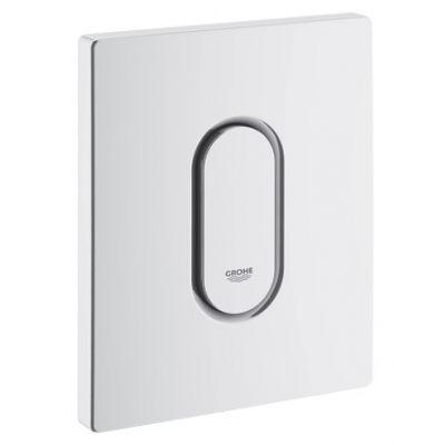 Placa actionare pentru pisoar-actionare manuala-Arena Cosmopolitan - culoare alb - Grohe-38857SH0