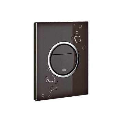Placa actionare WC Grohe-Nova Cosmo-culoare negru crom-38847KI0
