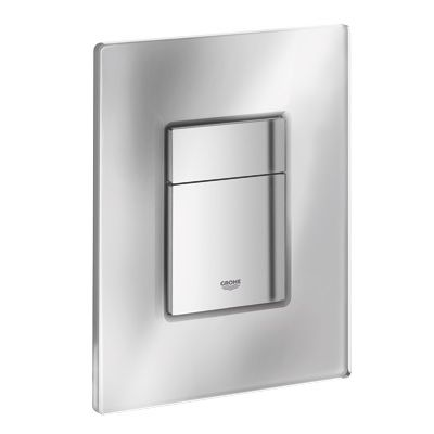 Placa actionare WC Grohe -Skate Cosmopolitan culoare titanium
