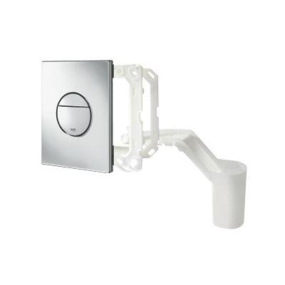 Placa actionare WC - Nova Cosmopolitan - Set Fresh - culoare crom lucios - Grohe38799000-