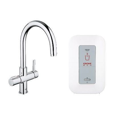 Baterie bucatarie cu boiler Grohe Red Duo-30083000