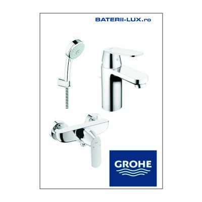 Set baterii baie Grohe Cosmo Pack-GRO 004