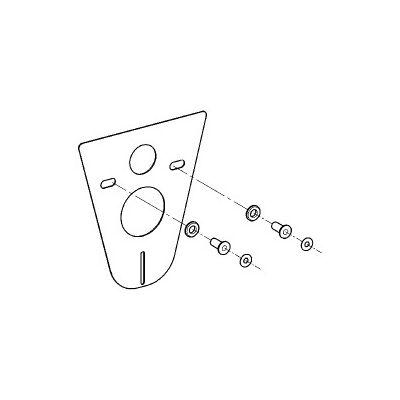 Set pentru protectie zgomot - Grohe-37131000