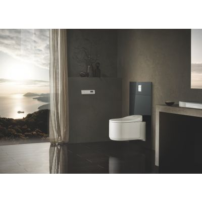 Vas wc cu functie de bideu Grohe Sensia-39354SH0-Baterii-Lux.ro