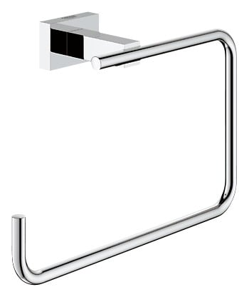 Inel prosop Grohe Essentials Grohe Cube,montare perete, crom-40510001 imagine