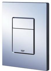 Placa actionare WC Grohe Skate Cosmopolitan-crom lucios - 38732000 imagine 2021 baterii-lux.ro