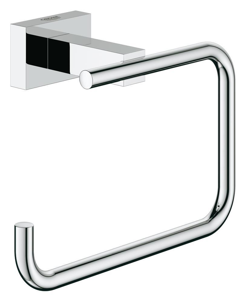 Suport hartie igienica Grohe Essentials Cube-40507001 imagine